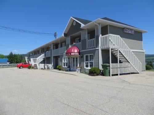 Motel le Point de Vue Cover Picture