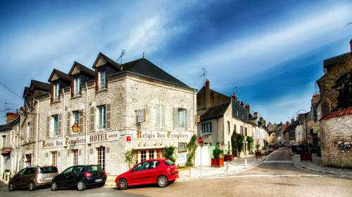 Hotel Le Relais Des Templiers Cover Picture
