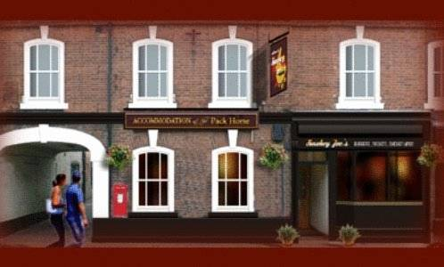 The Pack Horse Cover Picture