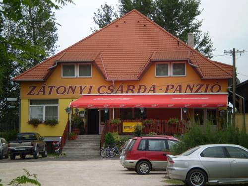 Zátonyi Csárda Panzió Cover Picture