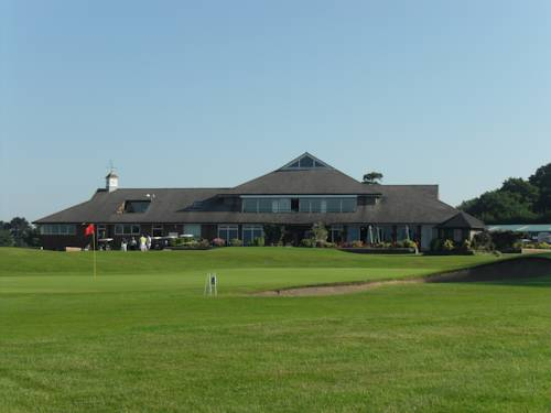 Dudsbury Golf Club - Hotel And Spa Cover Picture