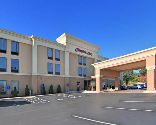 Hampton Inn Troy Cover Picture