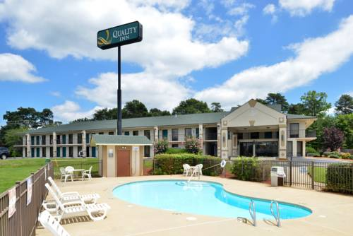 Quality Inn Reidsville Cover Picture