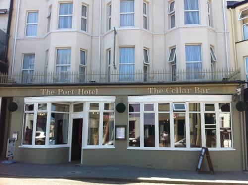 The Port Hotel Cover Picture