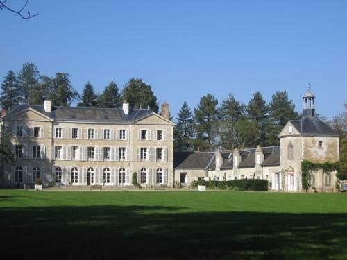 Chambres d'hôtes du Château de Champvallins Cover Picture