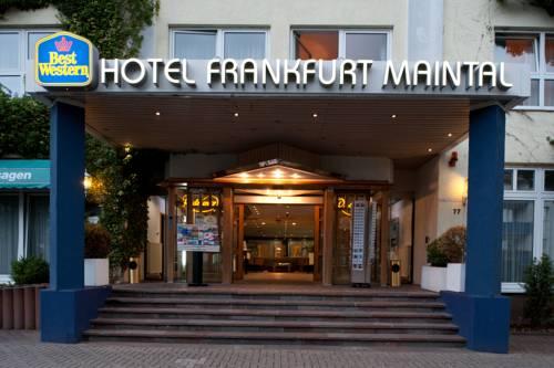 Best Western Hotel Frankfurt Maintal Cover Picture