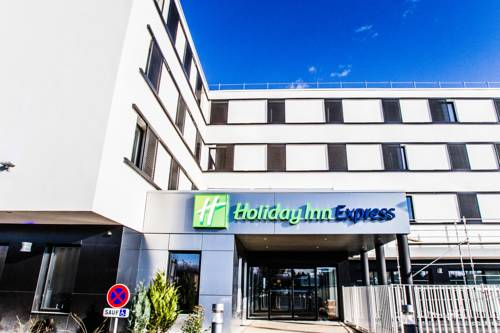Holiday Inn Express Dijon Cover Picture