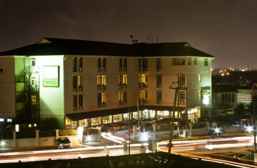 Paloma Hotel Spintex Cover Picture