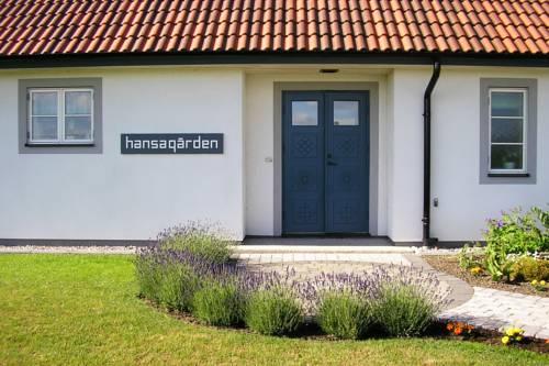 Hansagården Cover Picture