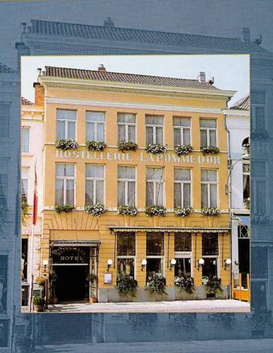 Hotel La Pomme D'or Cover Picture