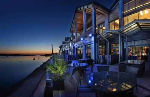 The Quay Hotel and Spa Cover Picture