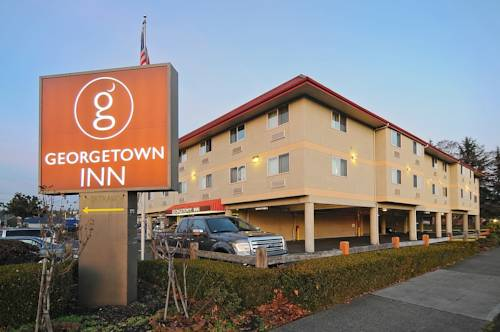Georgetown Inn Seattle Cover Picture