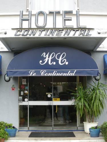 Hôtel Continental Cover Picture