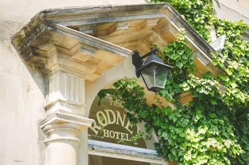 The Rodney Hotel Bristol Cover Picture