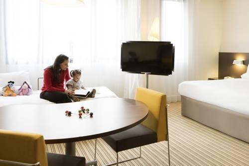 Novotel Suites Paris Rueil Malmaison Cover Picture