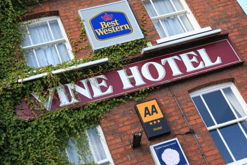 Best Western Vine Hotel Cover Picture