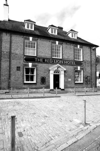 The Red Lion Hotel Cover Picture