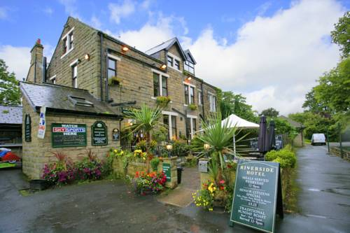 Ilkley Riverside Hotel Cover Picture