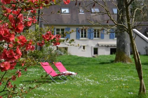 Chambres d'hôtes Villa de Vienne-en-Arthies Cover Picture
