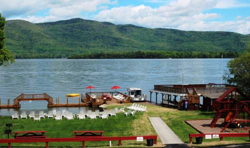 Flamingo Resort on Lake George Cover Picture