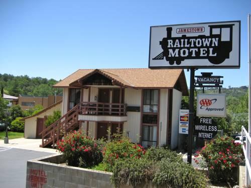 Jamestown Railtown Motel Cover Picture