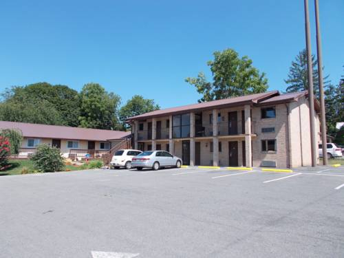 Motel 6 Lewisburg Cover Picture