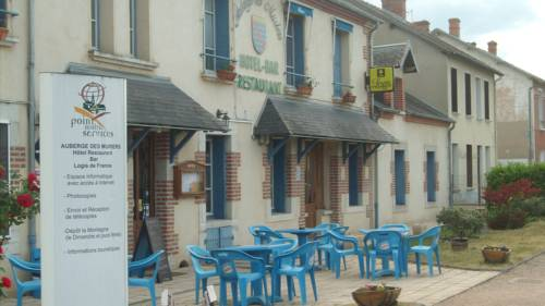 Auberge Les Muriers Cover Picture
