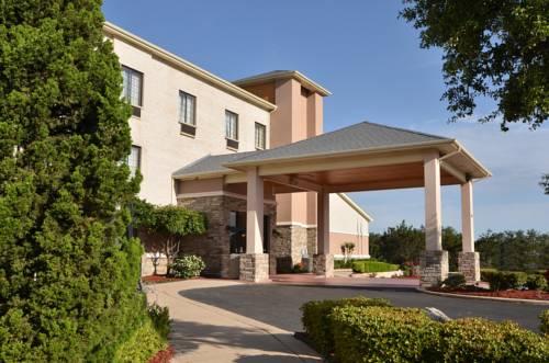 Comfort Inn & Suites Burnet Cover Picture