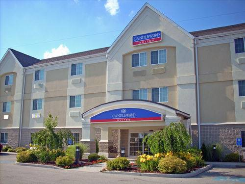 Candlewood Suites Elkhart Cover Picture