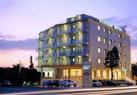 Glyfada Hotel Cover Picture