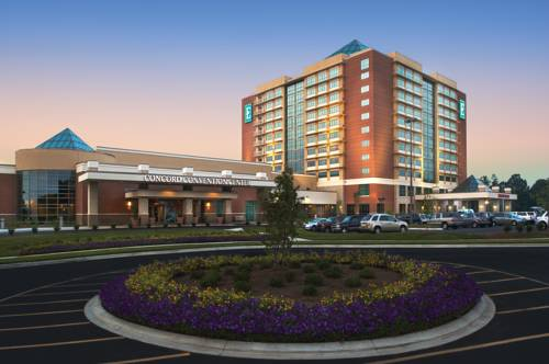 Embassy Suites Charlotte - Concord/Golf Resort & Spa Cover Picture