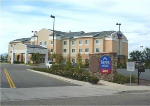 Fairfield Inn & Suites Redding Cover Picture