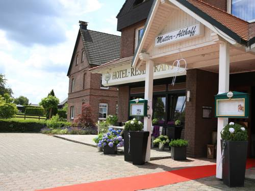 Landhotel Mutter Althoff Cover Picture