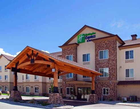 Holiday Inn Express Hotel & Suites Silt - Rifle Cover Picture