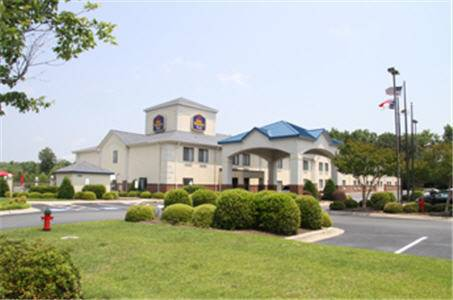Best Western Plus Suites Greenville Cover Picture