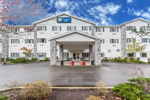 Comfort Inn & Conference Center Tumwater/ Olympia Cover Picture