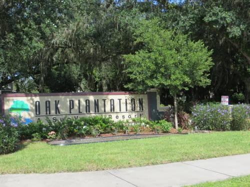 Oak Plantation Resort Cover Picture