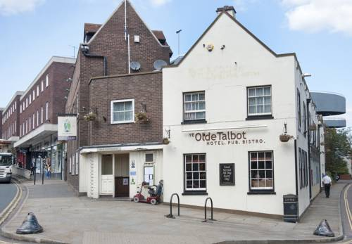 Ye Olde Talbot Hotel Cover Picture