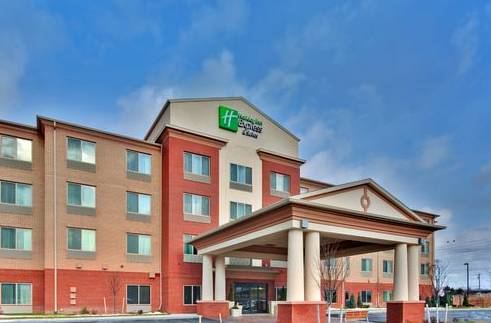 Holiday Inn Express Hotel & Suites Dewitt - Syracuse Cover Picture