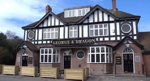 George & Dragon Cover Picture