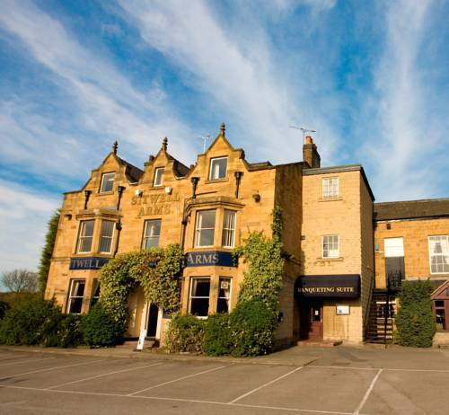The Sitwell Arms Hotel Cover Picture
