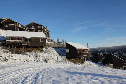 Kvitfjell Alpinhytter Cover Picture