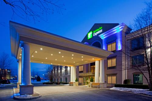 Holiday Inn Express Hotel & Suites Hagerstown Cover Picture