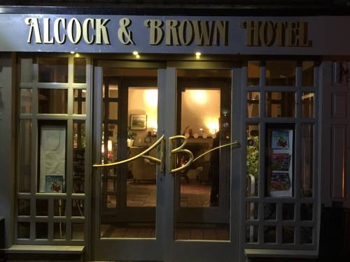 Alcock & Brown Hotel Cover Picture