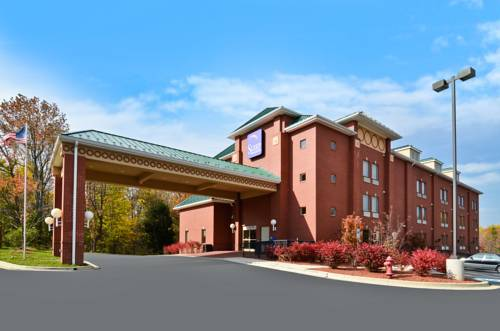 Sleep Inn & Suites Upper Marlboro near Andrews AFB Cover Picture