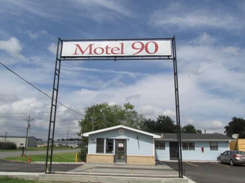 Motel 90 Cover Picture
