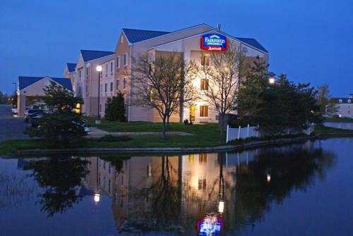 Fairfield Inn & Suites Kansas City Olathe Cover Picture