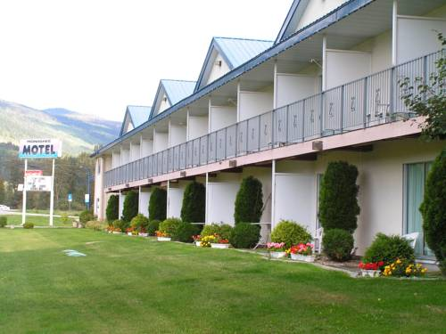 Monashee motel Cover Picture