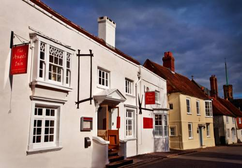 The Angel Inn, Petworth Cover Picture