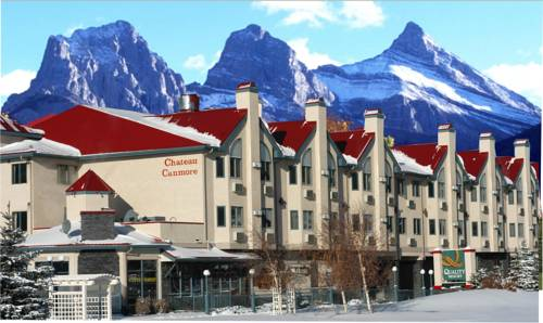 Quality Resort Chateau Canmore Cover Picture